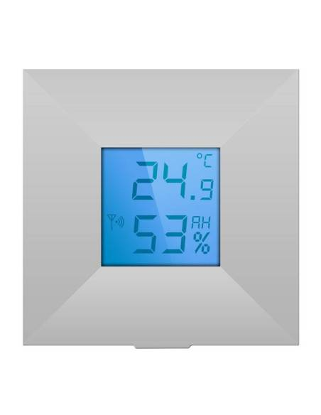 LUPUSEC - Temperatursensor mit Display