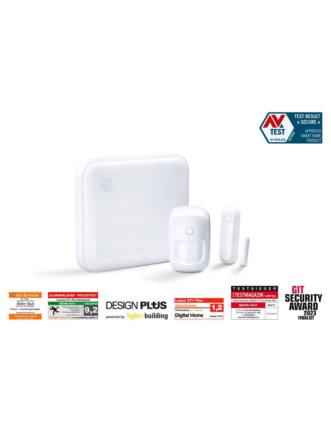 LUPUSEC XT1 PLUS - Starter Pack LU12112